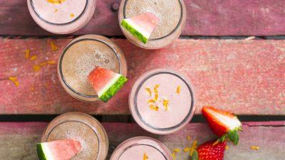 3 idées de cocktails sans alcool pour un été festif !