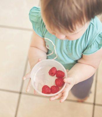 Cuisiner pour les enfants