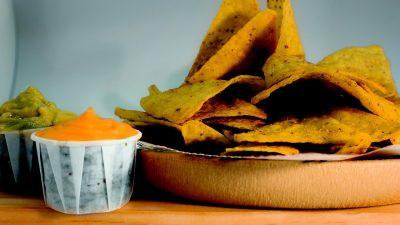 Recette de fromage à nachos
