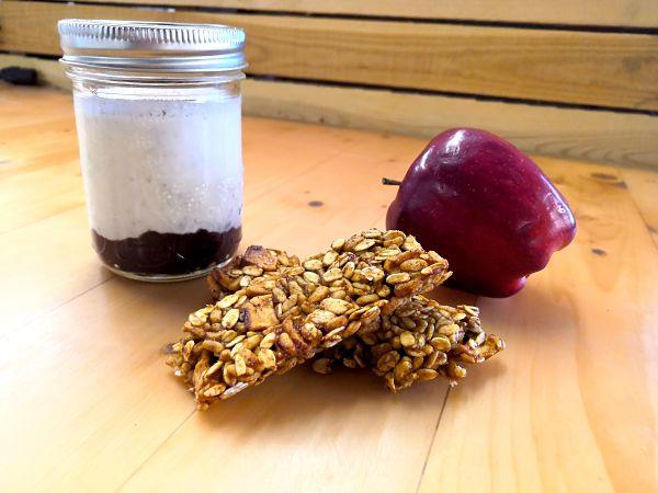 5 idées de petits-déjeuners faciles à emporter – avec recettes