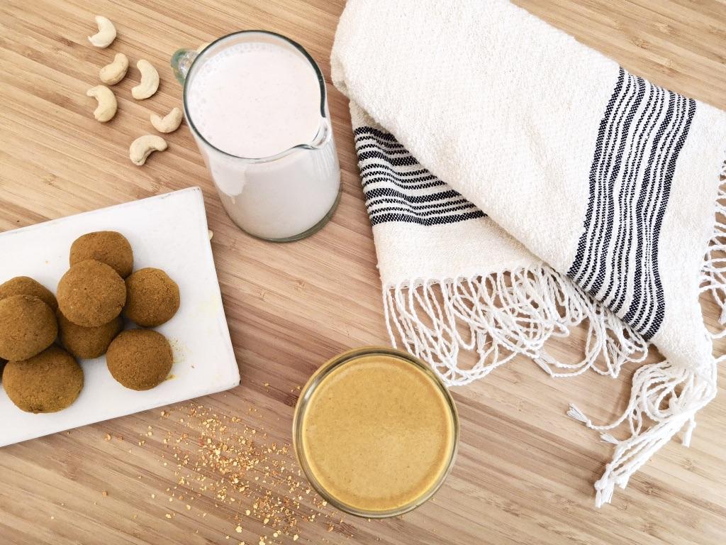 Recette de pâte de lait d'or – Meal Prep