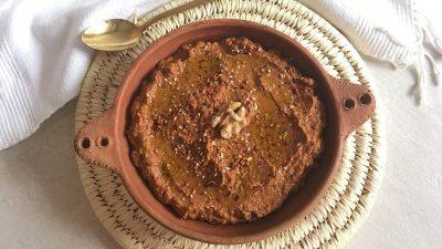 Mezze – Trempette aux poivrons et noix de Grenoble (Muhammara)